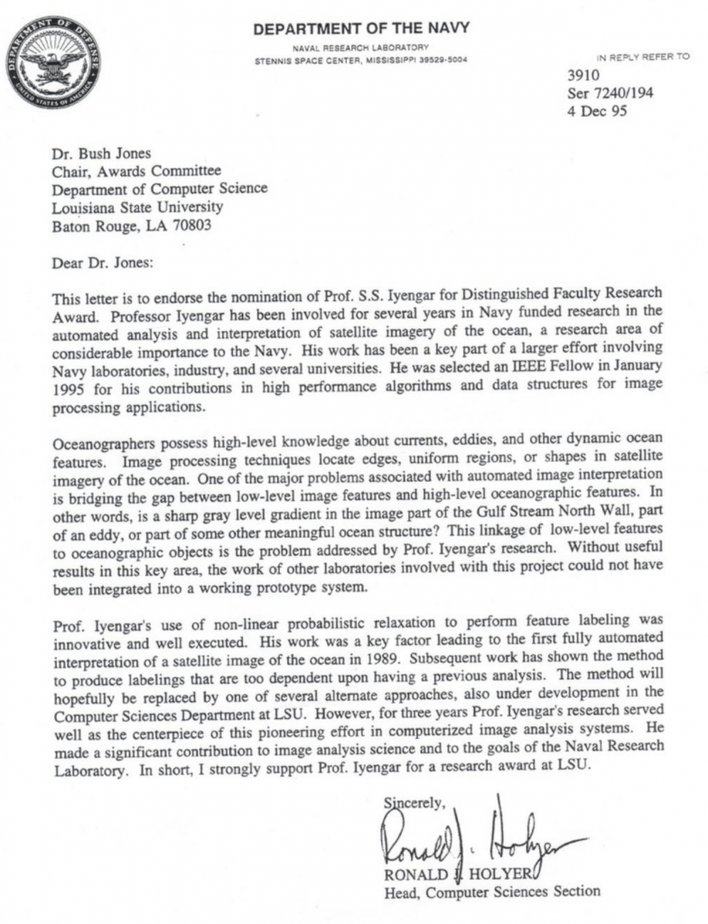 click here to view letter